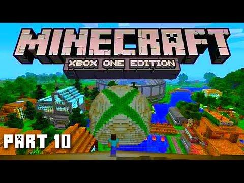 Minecraft XBOX ONE Adventure Part 10 (Next Gen Minecraft PS4 / Minecraft Xbox One)
