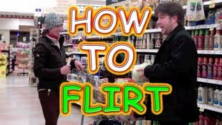 How to Flirt ~ How to get a Girlfriend, Finding Love