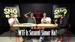 SnG: WTF Is Sasural Simar Ka? | The Big Question Episode 15 | Video Podcast