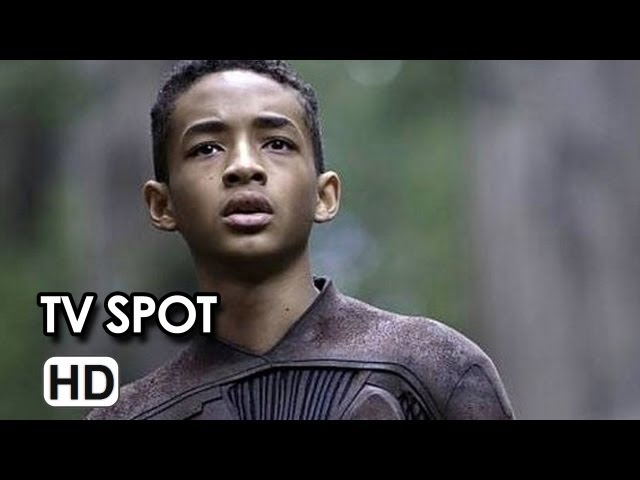 After Earth - Dopo la fine del mondo Tv Spot