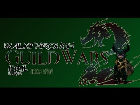 Guild Wars 2 - Mode history- Idril Laiqua - Road to 80 - Engin