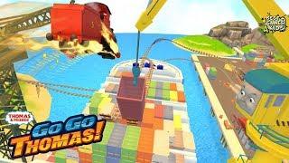 Thomas & Friends: Go Go Thomas 2.0 | JAMES - PERFORM Special FIRE JUMP!