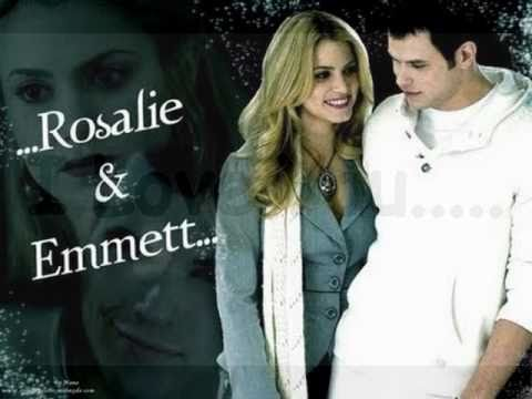 Emmett Cullen And Rosalie Hale Rosalie Hale e Emmett Cullen