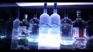 Liquor Bottle LED Lighting Display