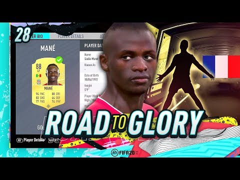 FIFA 20 ROAD TO GLORY #28 - I GOT 88 MANE!!