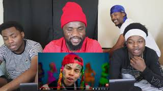 6IX9INE- GOOBA (Official Music Video) reaction video