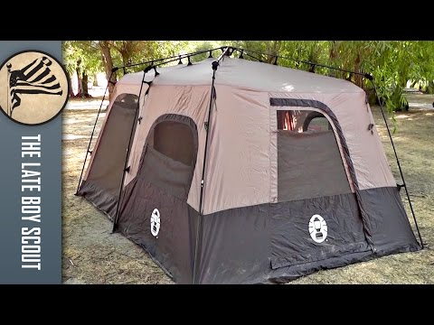 Coleman 8 Person Instant Tent Review (14'x10')