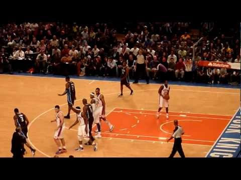 NBA - New-York Knicks vs. Orlando Magic [HD] | 16 Jan 2012