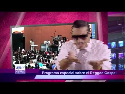 Hot-tapon (reggae Gospel Viene Caliente) Hd video