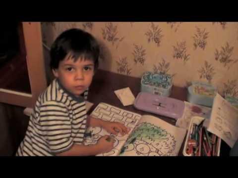 один день из жизни детей Московка