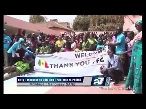 FFG Love Movement Senegal - Africa7News