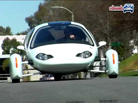 Aptera Exclusive - 3 Wheeled Electric Wonder On the Road