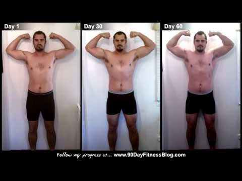 My P90X Transformation – Day 60
