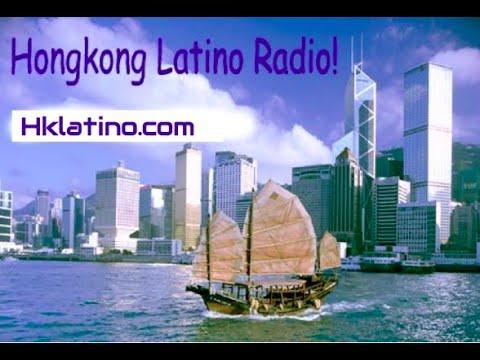 Radio on line-Hongkong Latino Radio Live!-musica latina gratis por internet-Latin music on internet