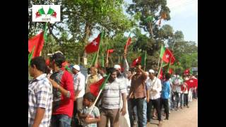 SDPI Public Rally In Kasaragod District Conference