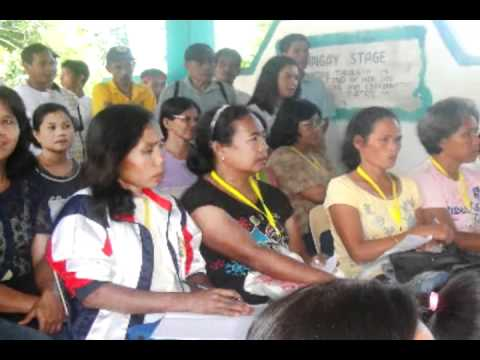 Valuable Indigenous Peoples' Forum in Baler 2010