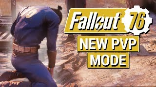 FALLOUT 76: Hunter/Hunted NEW PvP Mode EXPLAINED!! (Fallout 76 PVP Details)