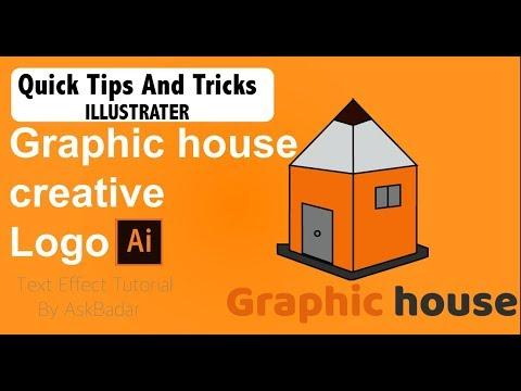 Learn How to Design a Creative Logo | Adobe Illustrator Logo Tutorials