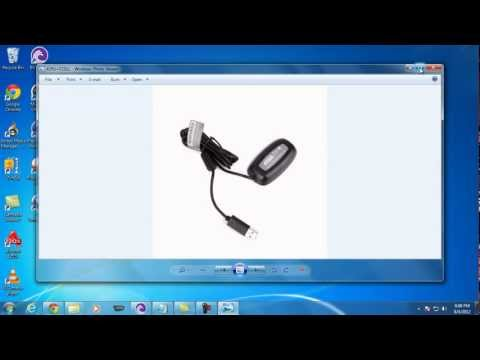 how to install xbox 360 generic pc wireless adapter windows 7 32 and 64