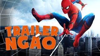 Trailer Ngáo - Spider-man: Home Coming (Người Nhện Trở Về)