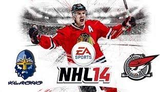 Český Let´s play | NHL 14 | Multiplayer | KLA - CHO | Xbox 360