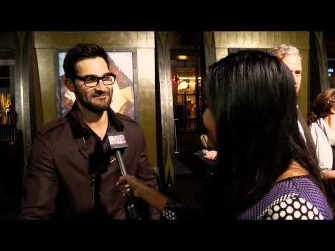 Tyler Hoechlin Dishes