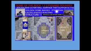 JERUSALEM'S ETHIOPIAN LION SPHINX OF GIZA & GAZA DATA 41