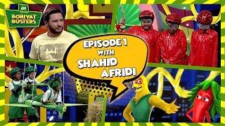 Knorr Noodles Boriyat Busters Season 2 - Episode 1 with Shahid Afridi
