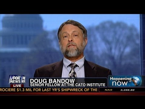 Doug Bandow debates Amb. John Bolton over North Korea on FOX
