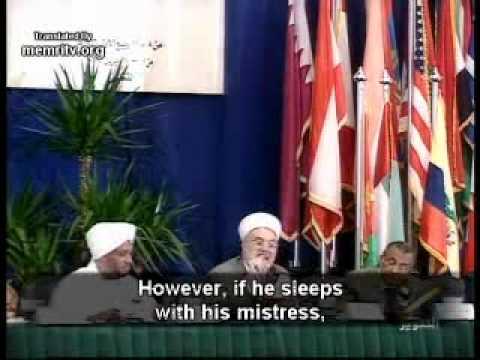 Muslim defends marital rape