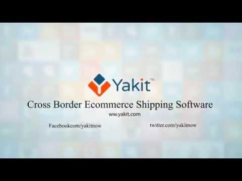 Yakit Ecommerce Drop Shipping Software | International Shipping your current ecarts and Shopify