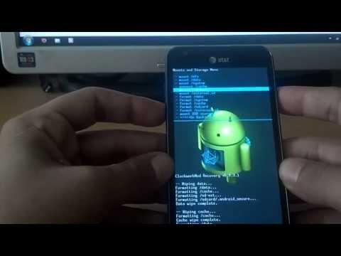 Como Instalar Cyanogenmod 10.1 samsung Skyrocket android 4 2 2