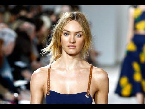 Michael Kors Spring Summer 2015 NYFW Mercedes Benz New York Fashion Week Full Fashion Show HD