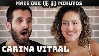 Feminismo e esquerda brasileira com Carina Vitral | Mais Que 8 Minutos