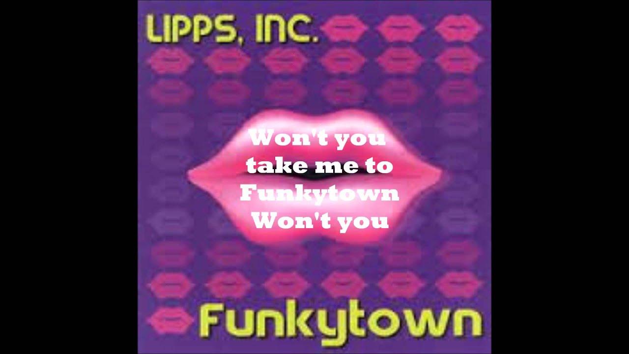 Funky town Lyrics - YouTube