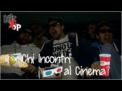 CHI INCONTRI AL CINEMA?