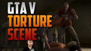 GTA V Torture Scene - All Tools