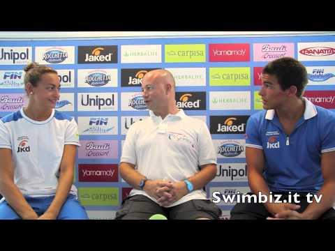 Si avvicina la prima Olimpiade per Gabriele Detti e Michela Guzzetti Nipoti d'arte, dell'allenatore Stefano Morini lui e di Manuela Dalla Valle, indimenticato talento del nuoto azzurro lei,...