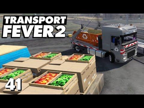 Transport Fever 2 S7/#41: Die Maschinen müssen unters Volk [Lets Play][Deutsch]