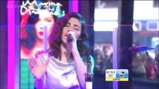Marina and The Diamonds - Forget (Live at GMA)