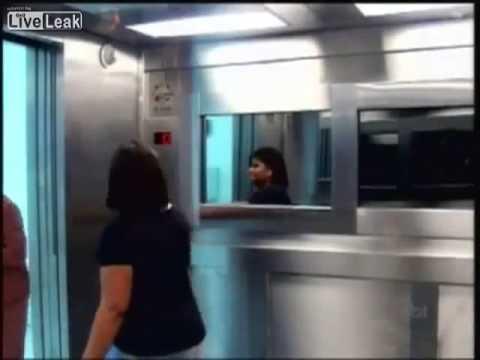 ผีในลิฟท์ที่น่ากลัวที่สุดในโลก