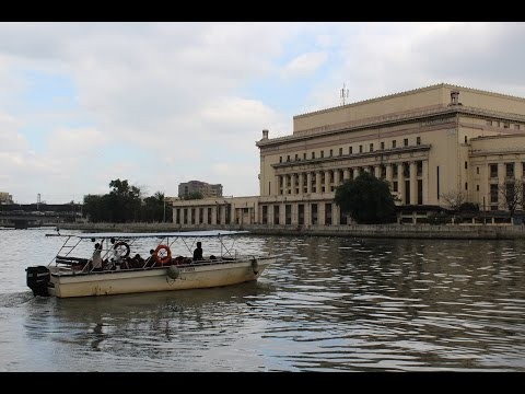 Scenic Pasig River Cruise - No Gridlock, Less Hassle