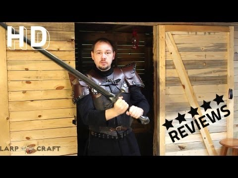 Anduril Sword Of The King LARP Review