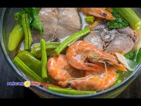 Seafood Sinigang