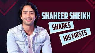 Shaheer Sheikh Shares His Firsts | First Audition, Kiss & More | India Forums