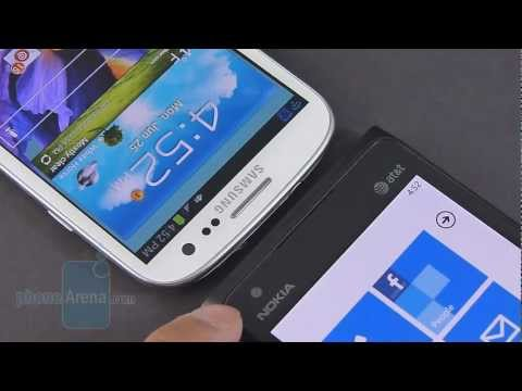 Samsung Galaxy S III vs Nokia Lumia 900 (2)
