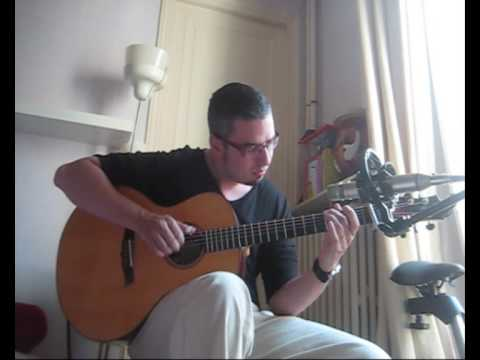 I heard it through the Grapevine by Marvin Gaye (2009) - Solo Guitar by Shaï Se