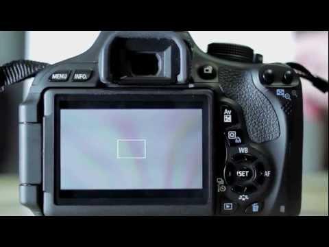 Canon T3i: Setting a Custom White Balance