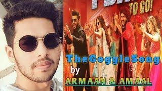 ARMAAN MALIK | THE GOGGLE SONG | MUBARAKAN | New promotion video song