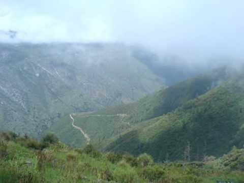 Sierra de Arteaga, misterio del desierto.